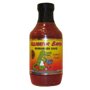 Alligator Bayou BBQ Sauce