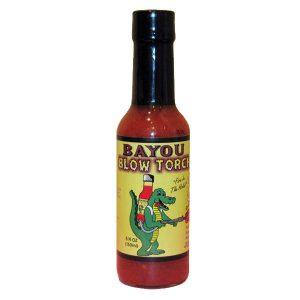Bayou Blow Torch Louisiana Pepper Sauce