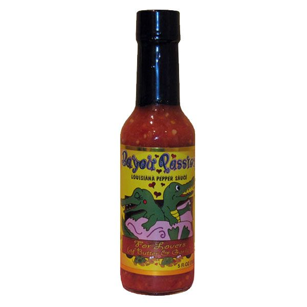 Bayou Passion Louisiana Pepper Sauce