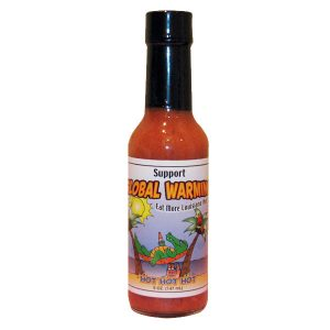 Global Warming Hot Sauce
