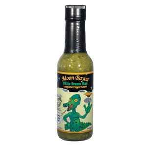 Moon Bayou Hot Sauce